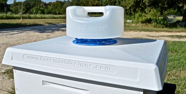 Bee Smart Ultimate Cover/Hive-Top Feeder Combo