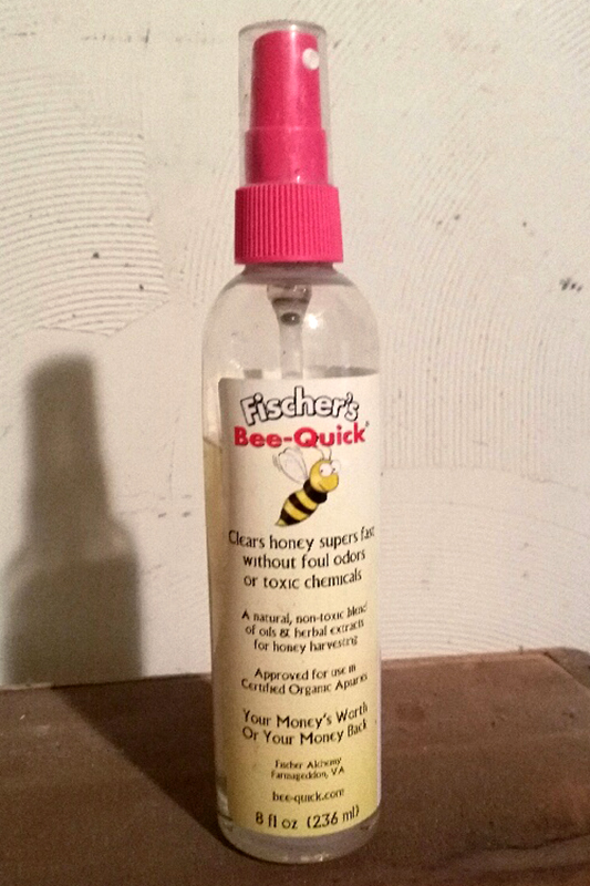 Fischer's Bee-Quick